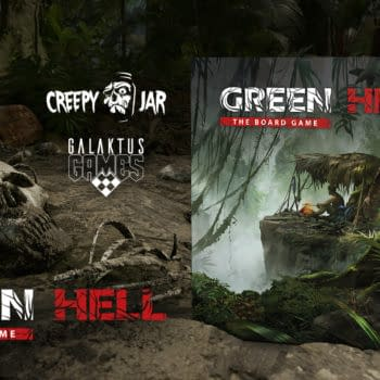 Green Hell: The Board Game Conducting Kickstarter Campaign Soon
