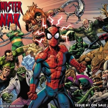 Bryan Hitch No Longer DC-Exclusive On Spider-Man: Sinister War