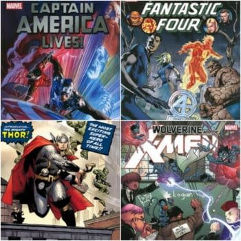 Marvel Sends Four More Omnibuses Back To Print In 2021