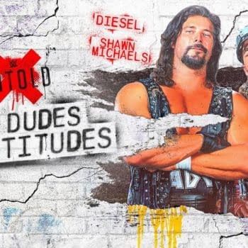 WWE Untold: Two Dudes With Attitudes, a documentary about Shawn Michaels and Kevin Nash, will debut on the WWE Network this week.