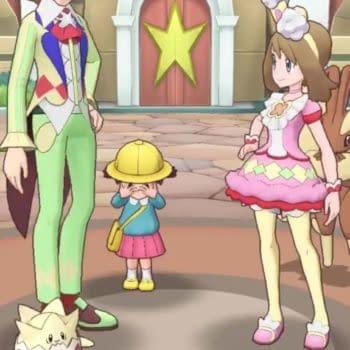 "Spring Comes to Pokémon Masters EX with ""Pasio Eggsplorers"""