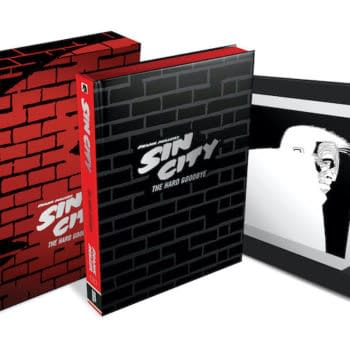The new environmentally friendly versions of Sin City by Frank Miller
