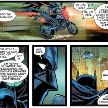 We Meet Vol For The First Time In The Next Batman: Second Son