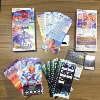 Bullet Orange, By Level 99 Games, Ending Preorders April 21st
