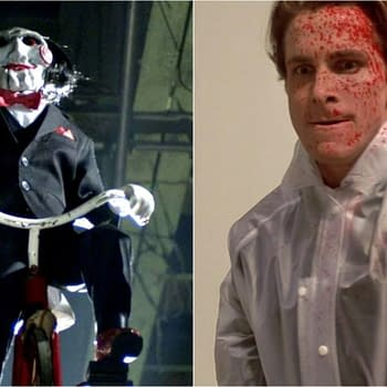 American Psycho Series in Development Saw Series Being Considered