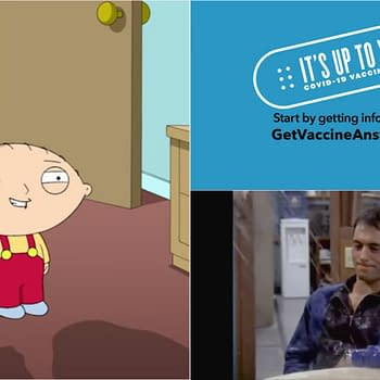 Family Guy: Stewies Got Dr. Faucis Back As Joe Rogan Clarifies