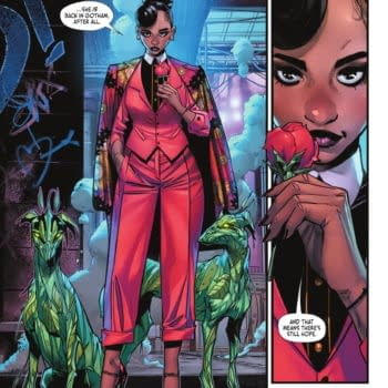 The Future Of Poison Ivy In Today's Batman Comic Books? (Spoilers)