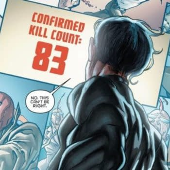Jason Todd's First Murder In Batman: Urban Legends? (Spoilers)