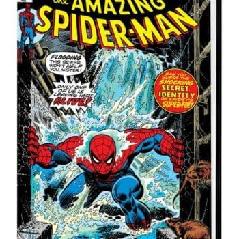 Spider-Man Omnibus Tops Advance Reorders