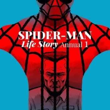 The cover to Spider-Man Life Story Annual #1 by Chip Zdarsky