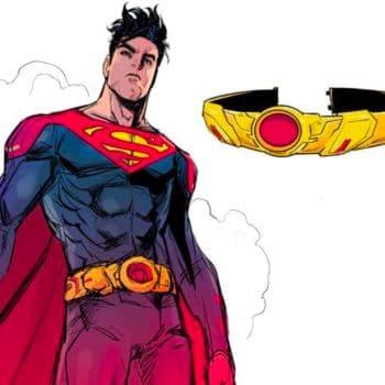 First Look: Jonathan Kent As Superman in Superman #1