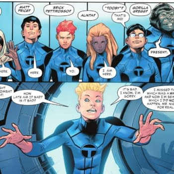 The Anti-Christ Joining Teen Titans Academy?