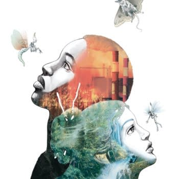 The cover to Rewild