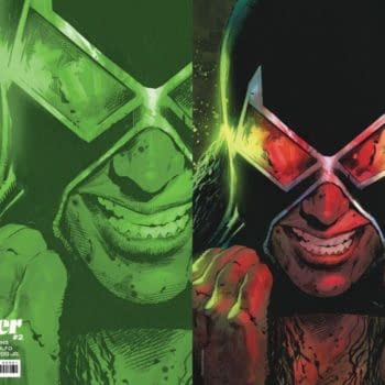 Comic Book Retailers Get Surprise Joker Bane Variant
