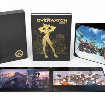 Dark Horse And Blizzard Have The Art of Overwatch Volume 2