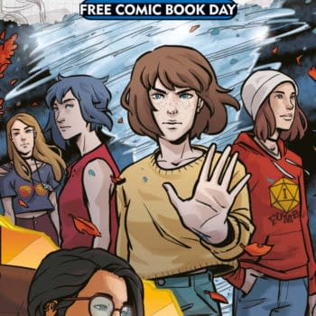 Free Life In Strange Comic Will Feature Alex Chen From True Colors