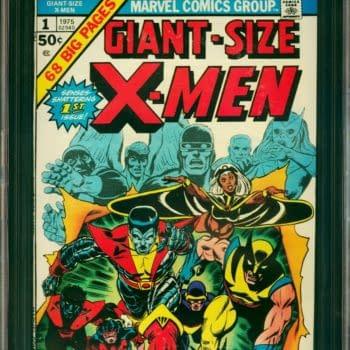 Will This Giant-Size X-Men #1 CGC 9.8 Break Records?