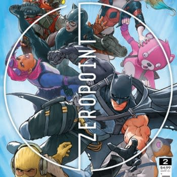 Cover image for BATMAN FORTNITE ZERO POINT #2 (OF 6) CVR A MIKEL JANÌN