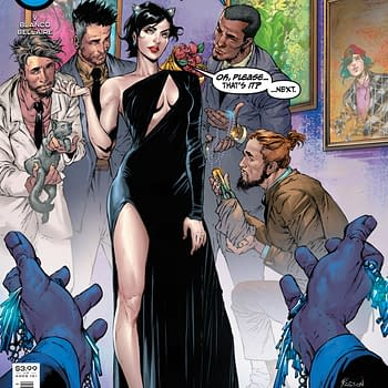 And You Thought NFTs Were Bad&#8230 Catwoman #31 [Preview]