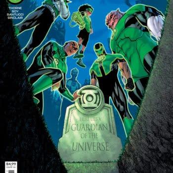 Cover image for GREEN LANTERN #2 CVR A BERNARD CHANG