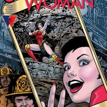 Cover image for SENSATIONAL WONDER WOMAN #3 CVR A COLLEEN DORAN