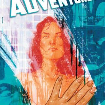 Cover image for STRANGE ADVENTURES #10 (OF 12) CVR A MITCH GERADS (MR)