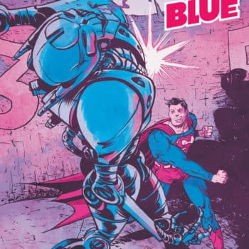 Cover image for SUPERMAN RED & BLUE #3 (OF 6) CVR A PAUL POPE