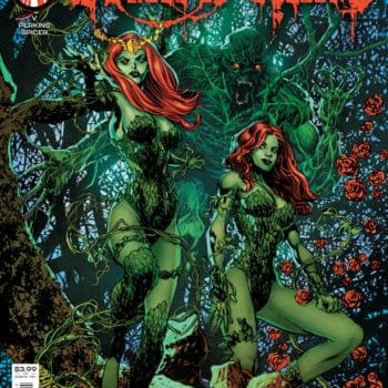 Cover image for SWAMP THING #3 (OF 10) CVR A MIKE PERKINS