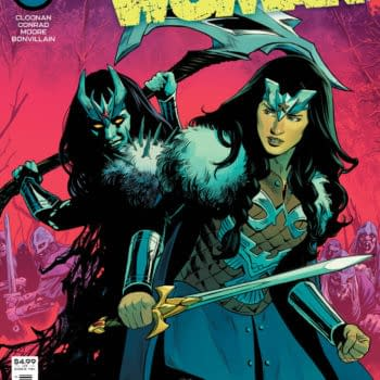Cover image for WONDER WOMAN #772 CVR A TRAVIS MOORE