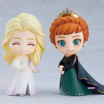 Frozen 2 Elsa and Anna Receive New Good Smile Epilogue Figures