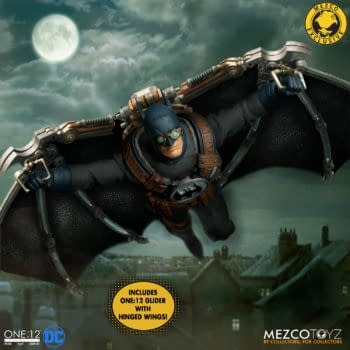 Gotham by Gaslight Batman Returns To Save the Day With Mezco Toyz