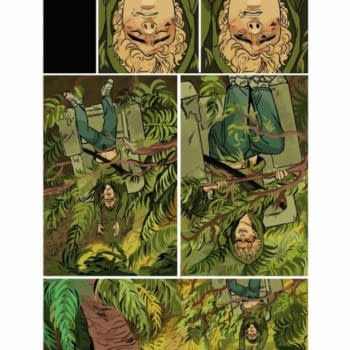 Green Arrow: Stranded by Brendan Deneen and Bell HosallaMoves to 2022