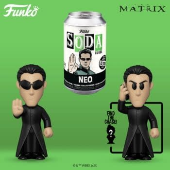 Crack Open New Funko Soda From the Matrix to the Goonies