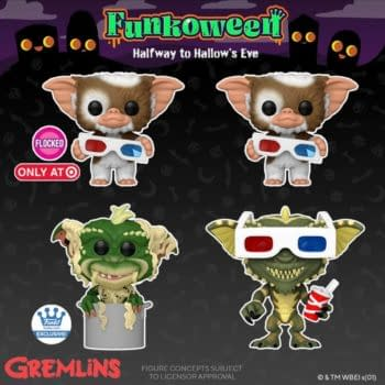 Funko Unleashes More Gremlins With New Wave of Pop Vinyls