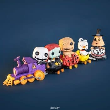 The Nightmare Before Christmas Pulls Into The Station With Funko Funkoween