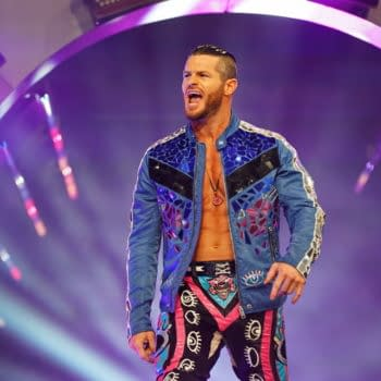 Photos from Christian Cage vs. Matt Sydal on AEW Dynamite [Credit: All Elite Wrestling]