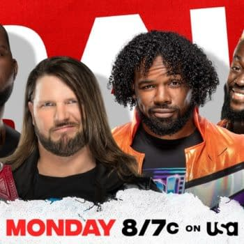 AJ Styles and Omos are finally back on WWE Raw tonight, and they'll put their tag team titles on the line against The New Day