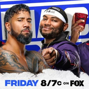 The Usos will reunite to take on The Street Profits on WWE Smackdown next week