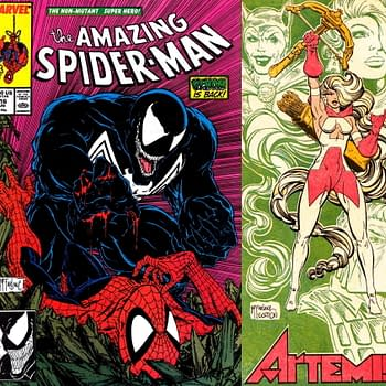 Todd McFarlane Gets Paid Double For Stargirls Artemis As For Venom