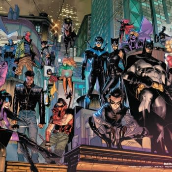 A Plan For All Your Favourite Batman Characters - Even Tim Drake