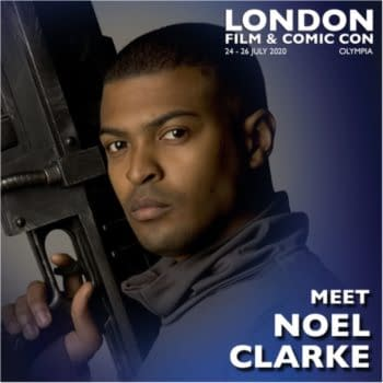 Noel Clarke No Longer Attending London Film And Comic Con