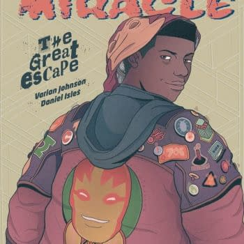 Mister Miracle: The Great Escape