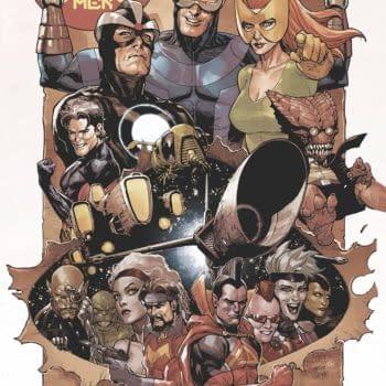 Jonathan Hickman X-Men Omnibus Increases In Size, Adds X Of Swords