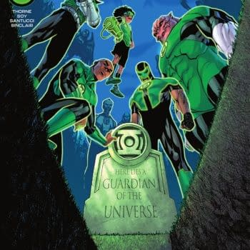Green Lantern #2 Review: A New Era On Oa