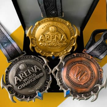 Arena World Championship Season One Regional Champions Crowned