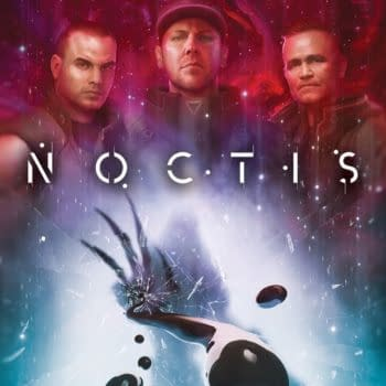 Noctis: Australian Hip Hop Band Hilltop Hoods Debut their First Comic