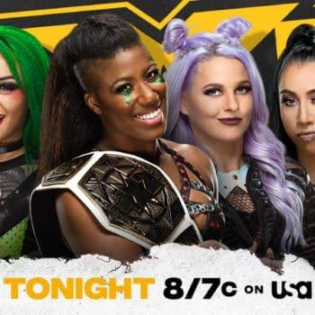 NXT Preview For 5/4: Finn Balor Returns & A Women's Tag Title Match