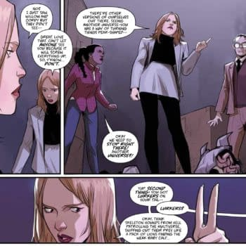 Buffy of Future Past or Crisis on Infinite Buffy?