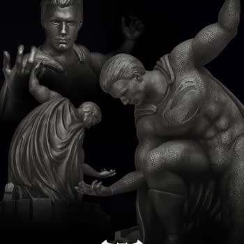 Beast Kingdom Debuts New Batman v Superman Memorial Statue