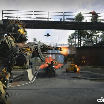 Call Of Duty Will Be Getting '80s Action Film Crossover Content